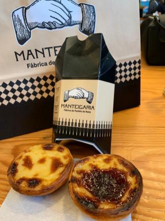 Custard Tarts | Pastéis de Nata - Manteigaria