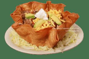 TACO SALAD - - Viva Jalisco Restaurant