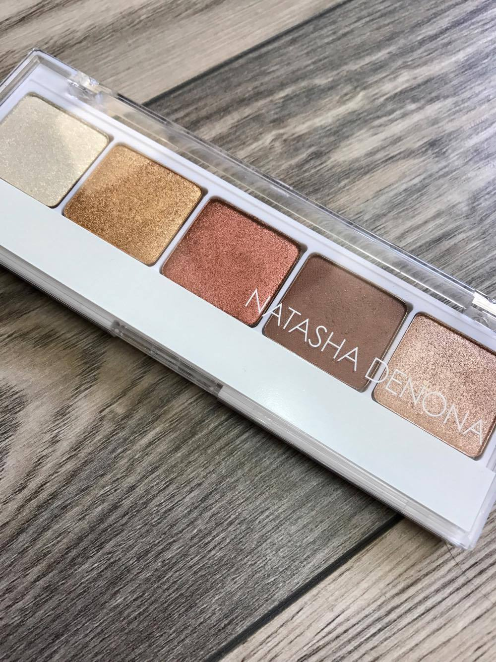 "MINI REVIEW & SWATCHES: NATASHA DENONA EYESHADOW PALETTE 5 – PALETTE ""04"""