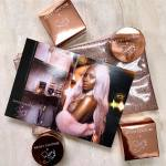 QUICK REVIEW AND SWATCHES: ARTIST COUTURE X JACKIE AINA DIAMOND GLOW POWDERS