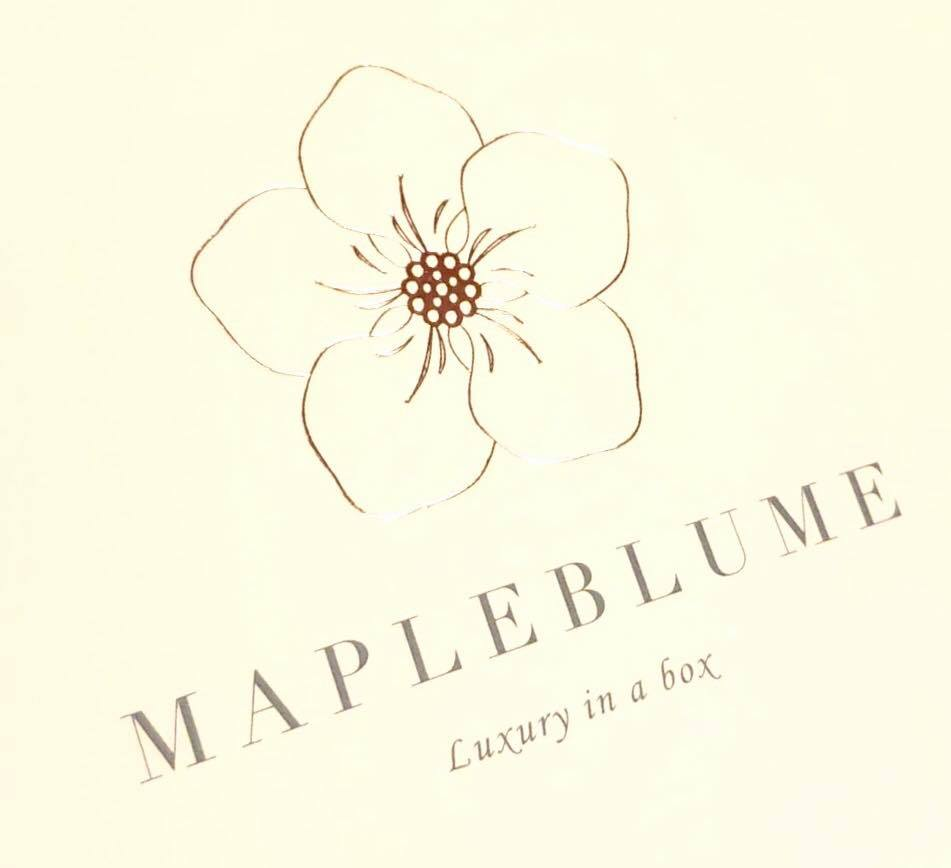 Mapleblume Subscription Box |  February 2019 Edition