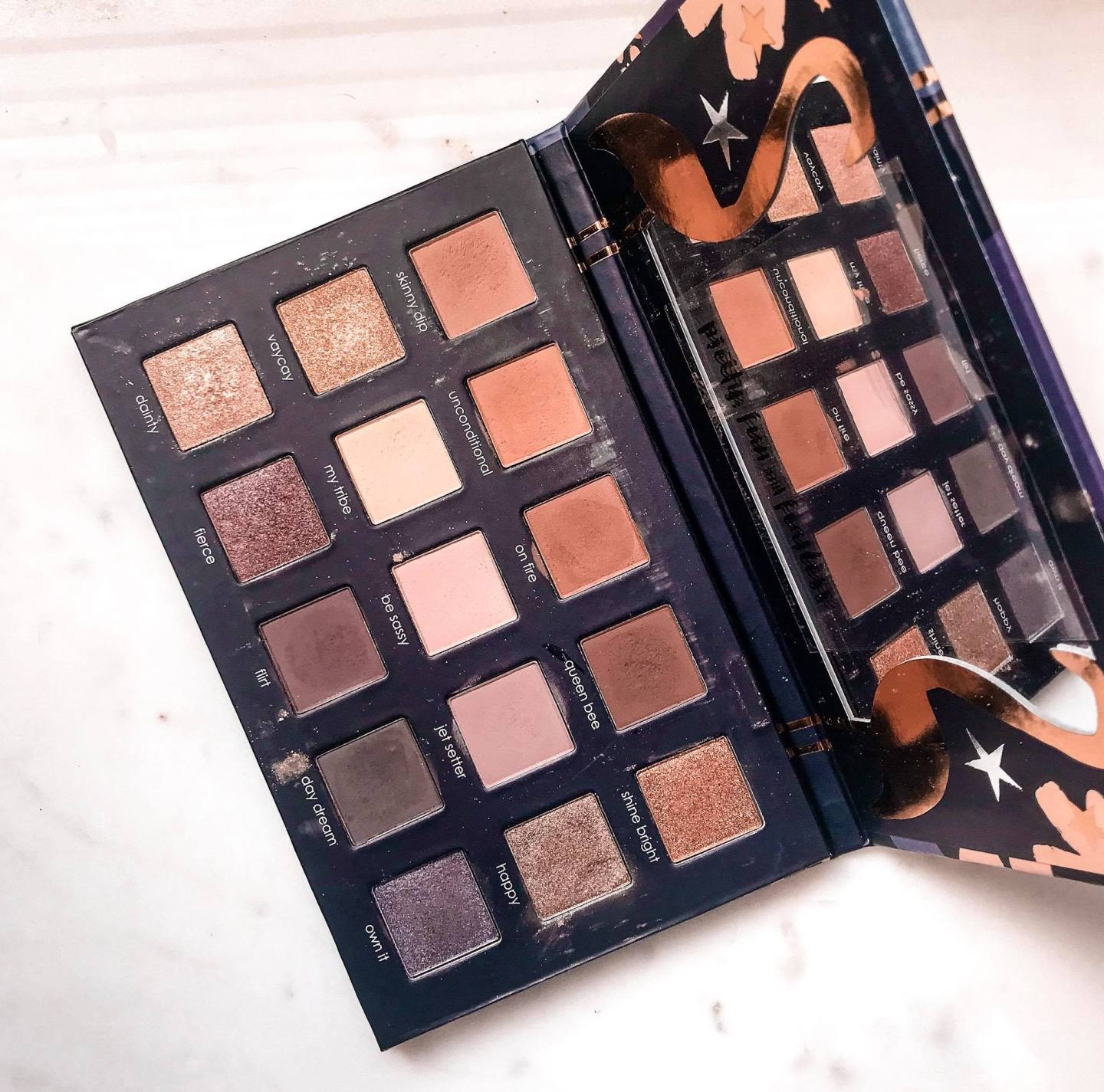 chloe morello x ciate london palette