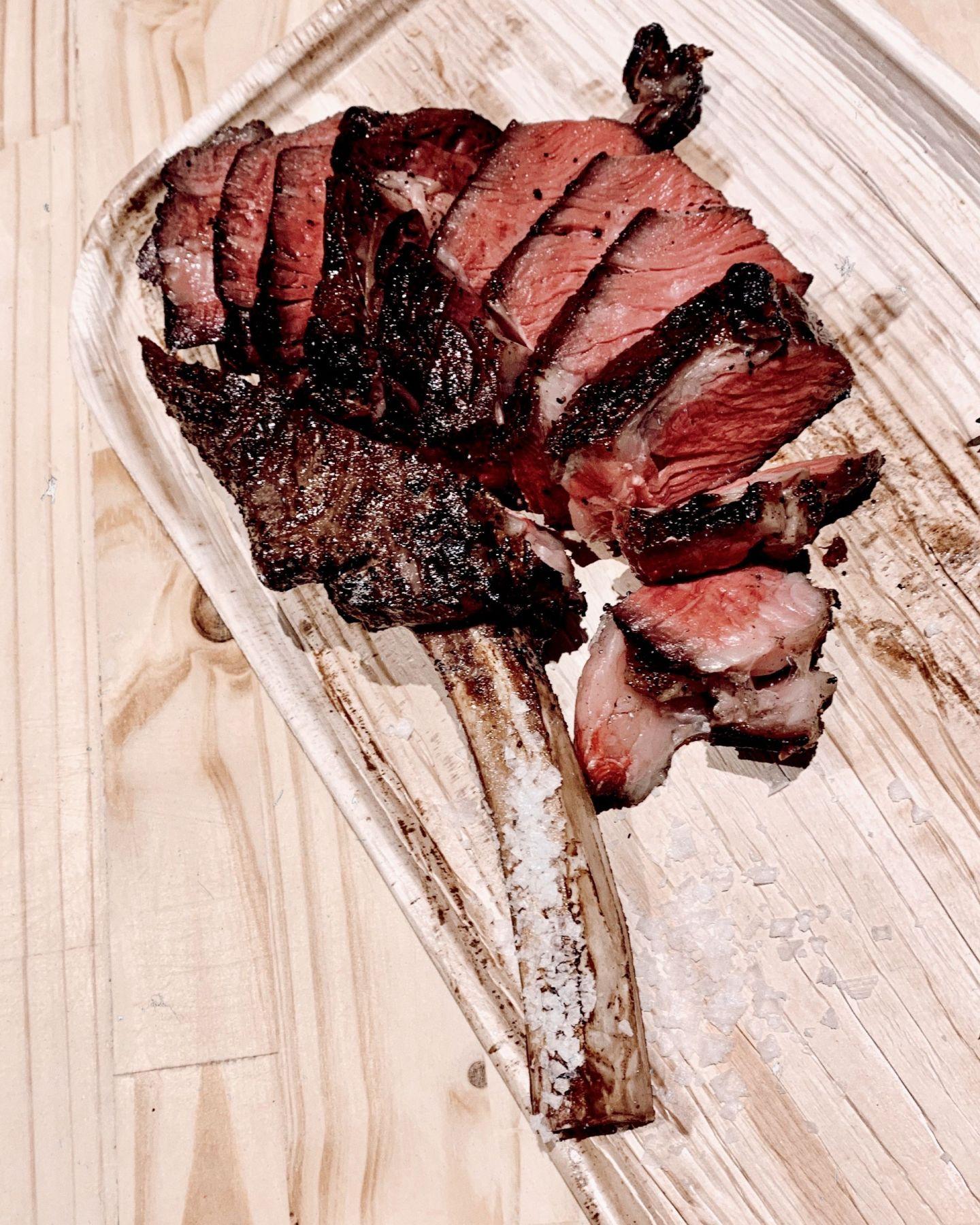 40 oz creekstone steak