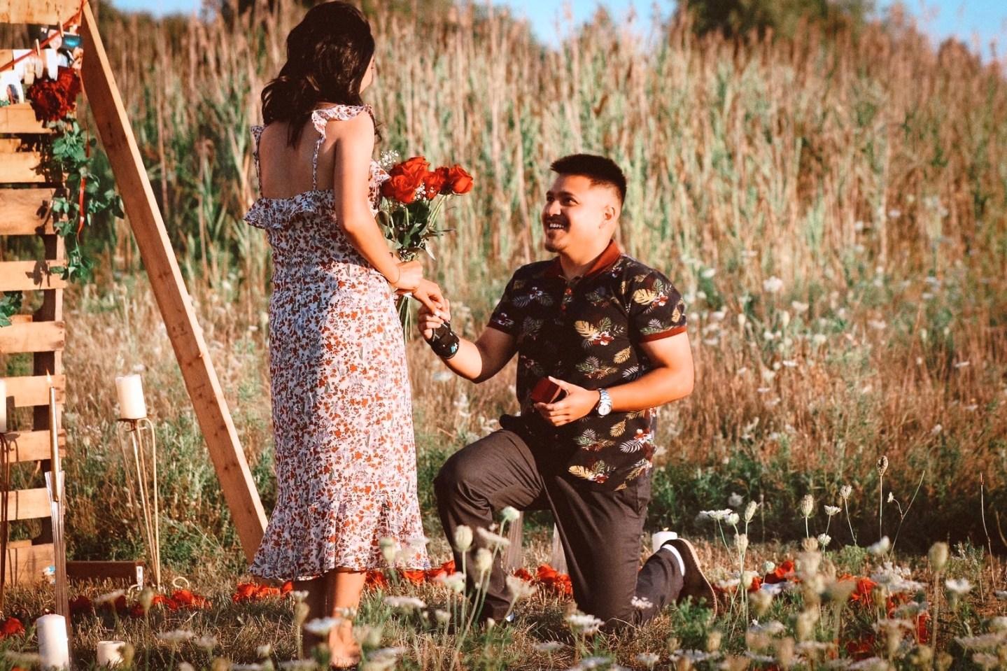 BIG NEWS… I'm Engaged!