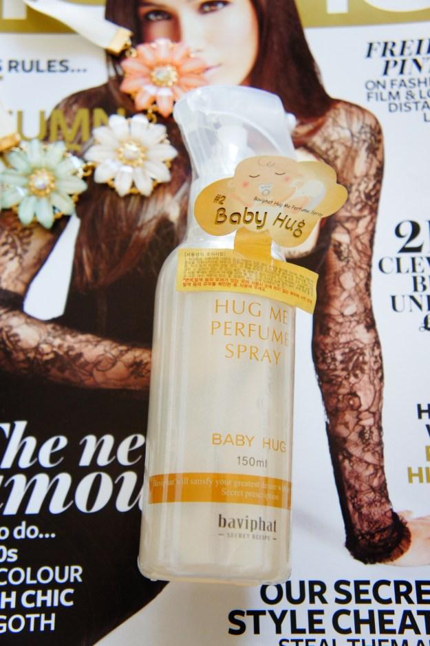 Baviphat perfume spray