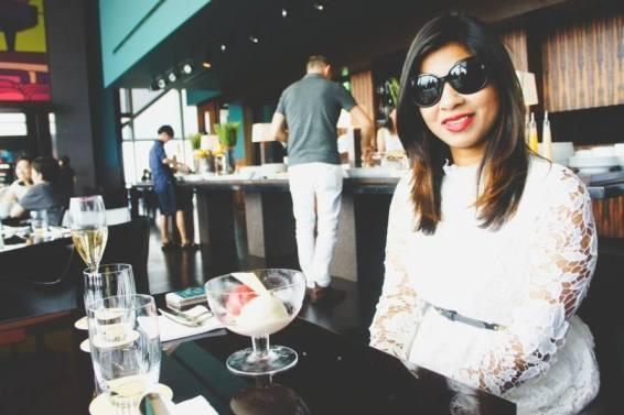 Tokyo food blogger