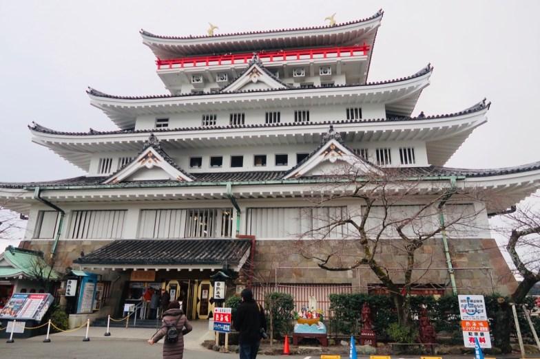 Visit Atami castle 熱海城 Shizuoka