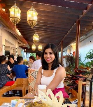bali food blogger
