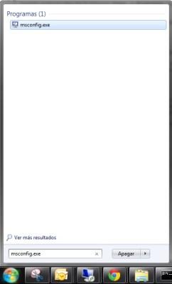 MSCONFIG LIMPIAR ORDENADOR
