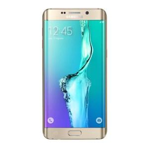 Samsung Galaxy S6 Edge + Dorado