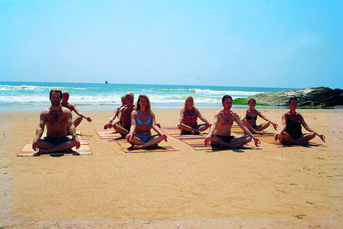 Workshop Hatha Yoga Axarquia