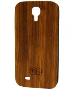 Houten Cover Samsung S4 Eco & Fair TWO-O
