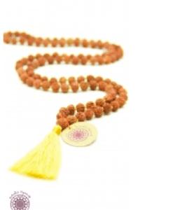 Meditatieketting pastelkleur -Holy Mala