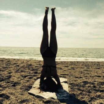 Beach Yoga retraet Andalusia