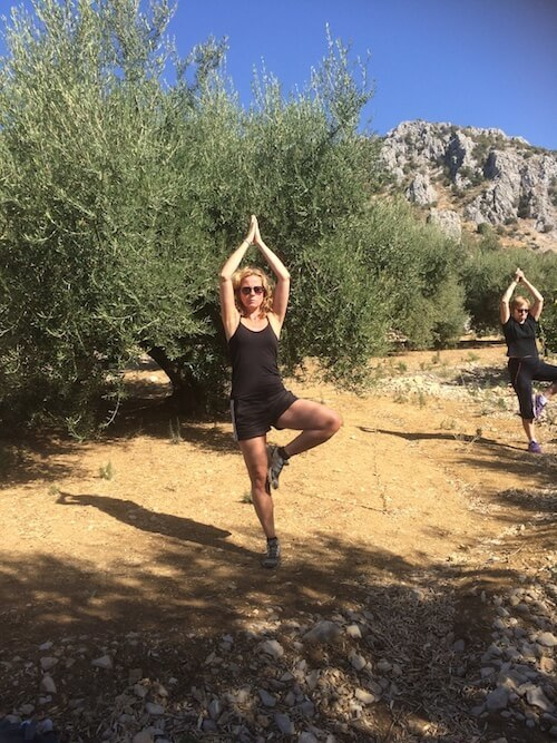 Yoga retreat Viva La Vida in Zuid-Spanje