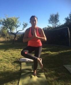 Yoga in Spanje