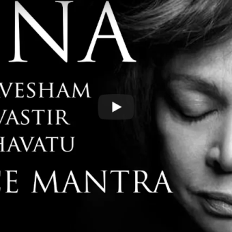 Mantra Tina Turner Peace Mantra