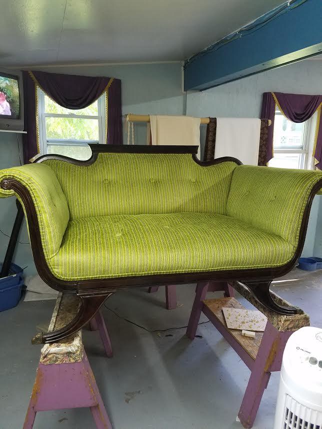 bernie sofa
