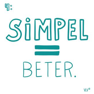Simpel is beter > sketchnotes tips - voor het maken van visuele aantekeningen en zakelijk tekenen