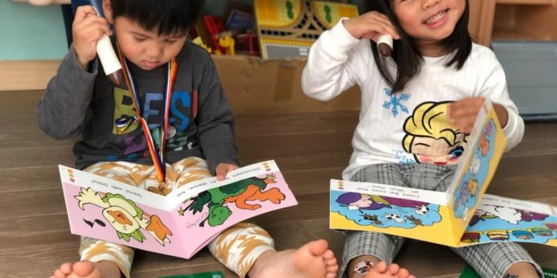 幼兒在家能學什麼?龍鳳2~3歲的學習紀錄