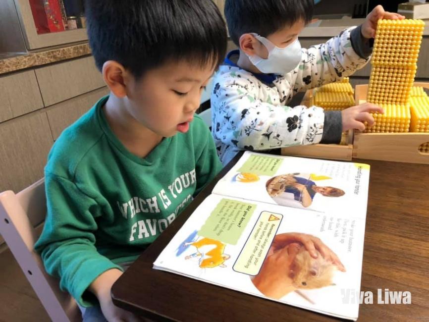 自學筆記:英語閱讀練習先從解讀封面、目錄著手,並搭配讀後問答題