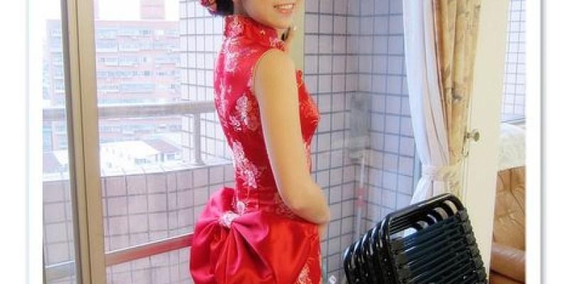 [女昏] 文定儀式就用大紅旗袍來決勝負