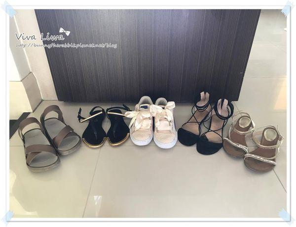 卸貨倒數100-38 今夏孕期最常穿的五雙愛鞋