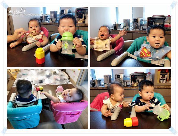 【好物】走路不會踢到腳的Ciao空中餐椅(CHEVORY兒童餐椅)(2)