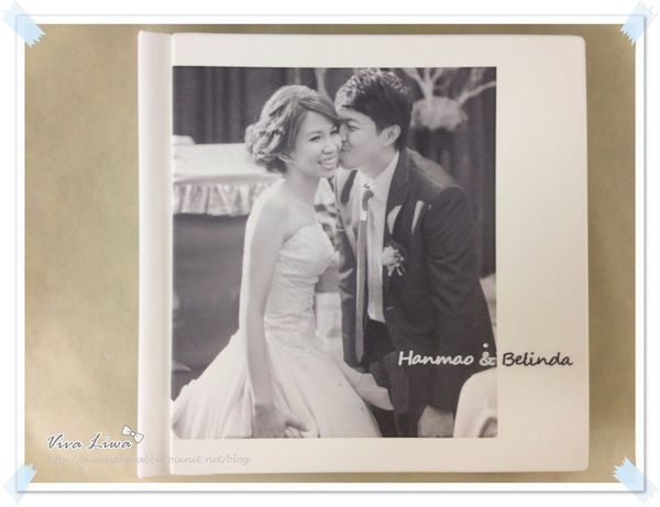[相本設計] Belinda婚禮記錄相本(訂婚)