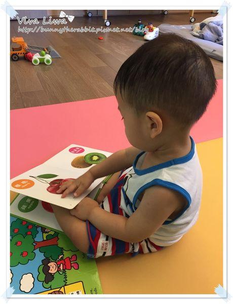 365-278 翰1Y2M。小孩愛看的書你永遠抓不透:水果觸感書