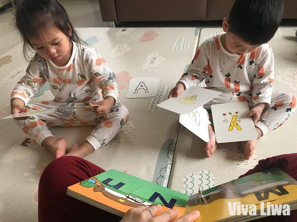 【書櫃】Preschool Prep適合我的小孩嗎? 與 KidsRead JPR的教材該如何搭配使用?