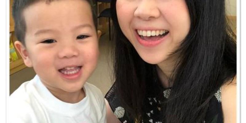 【育兒】翰3Y2M。在上海上學的第一天&美術課GO!