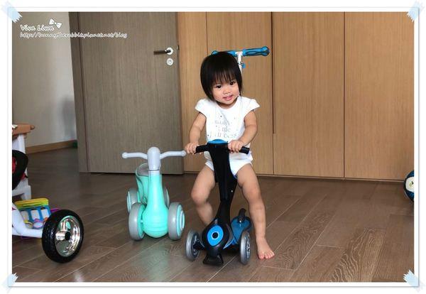【玩具】(團購)好玩又能用超久的Globber五合一滑板車(8/8~8/14)