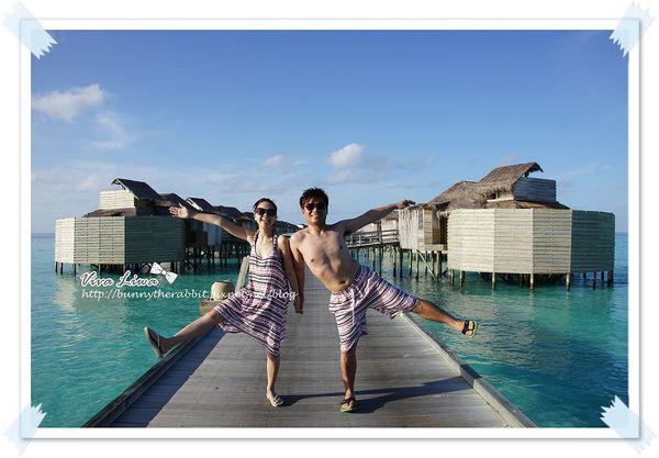 ♥蜜月♥ 馬爾地夫- Ocean Water Villa 豪華海上屋房間影音介紹