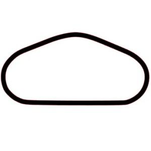 Daytona International Speedway oval decal