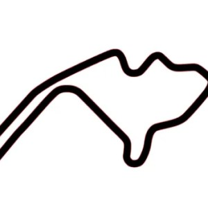 Mid-Ohio track decal
