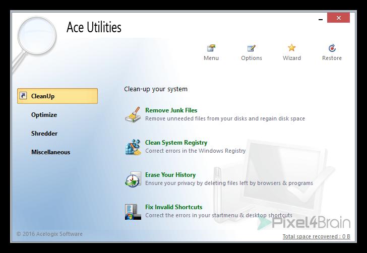 4-ace-utilities