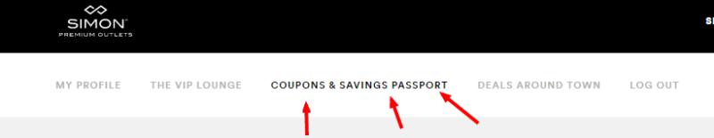 Explore Exclusive Coupons Savings Passport – Premium Outlets