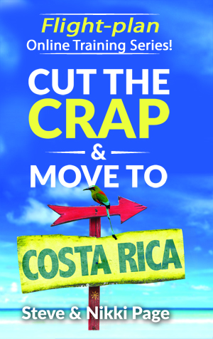 CTC Training Small  a cut the crap and moved Costa Rica front book cover page