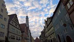 Vista desde la calle Herrngasse.