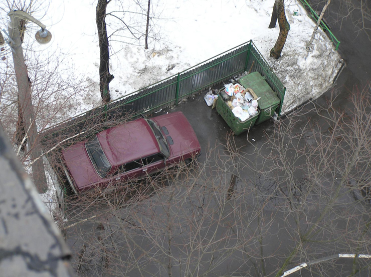 car parking in Russia 3