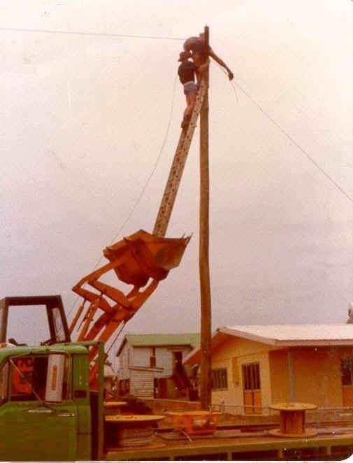 Power Line Technicians