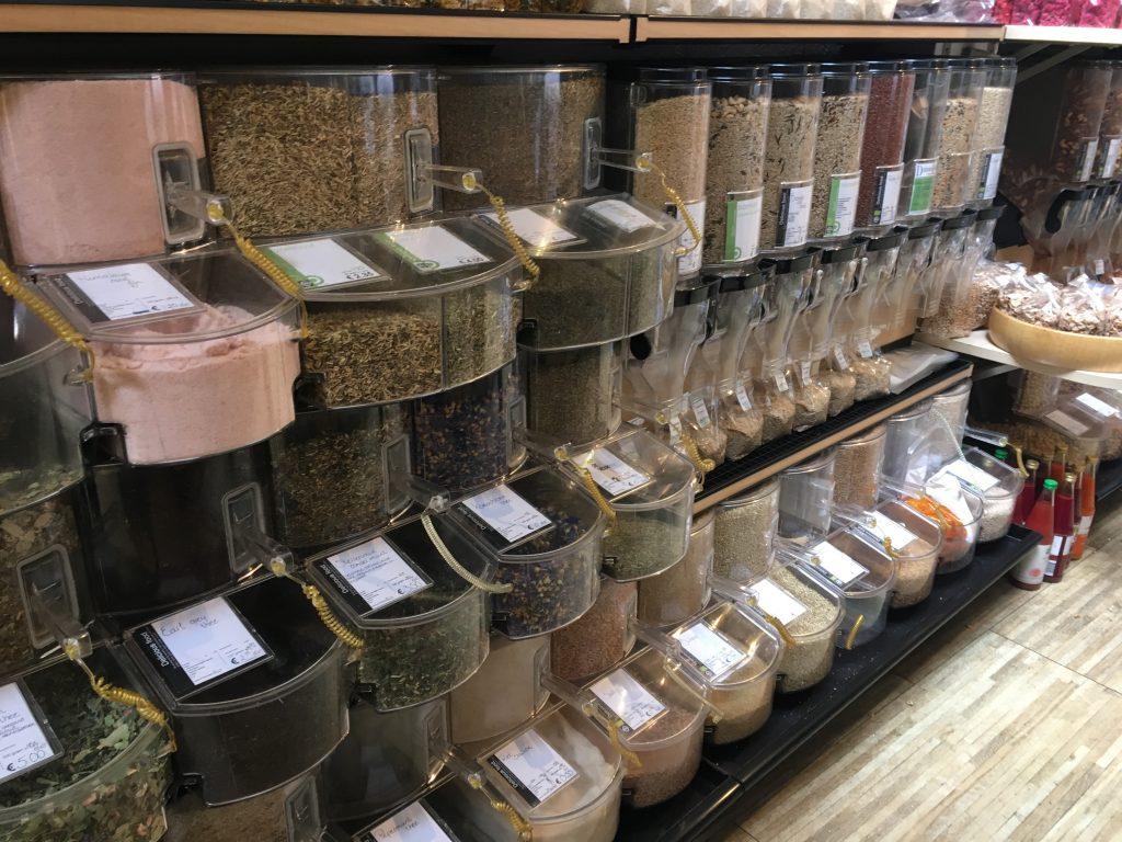 Delicious Food bulk store, Amsterdam