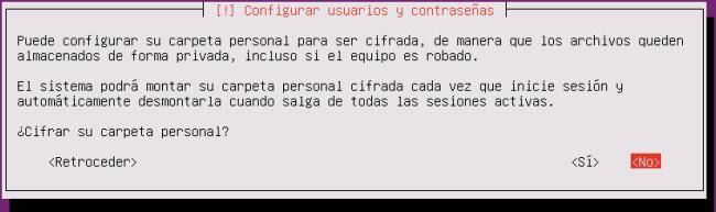 ubuntu server 16.04.1 cifrar