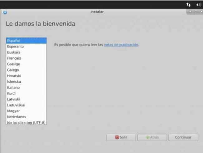 Ubuntu Studio 18.04 Bienvenida