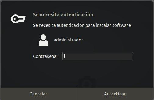 instalar dropbox en ubuntu 18.04 desde repositorio autenticar