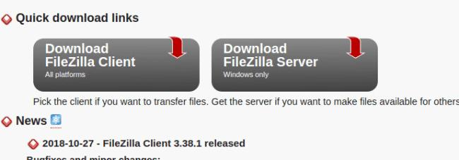filezilla cliente ubuntu 18.04 instalacion_01