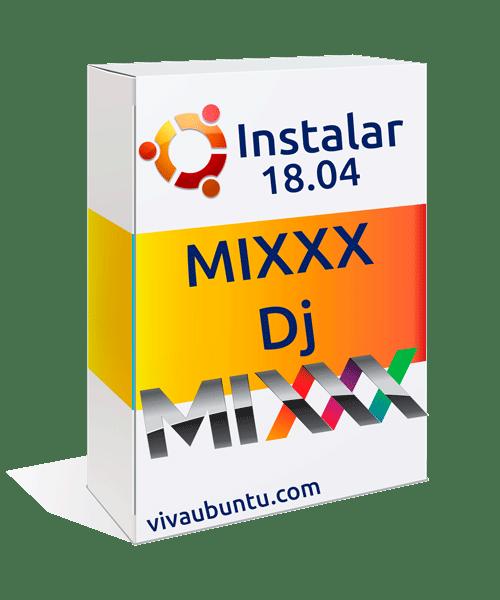 mixxx-ubuntu-18-instalar