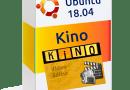 INSTALAR KINO EN UBUNTU