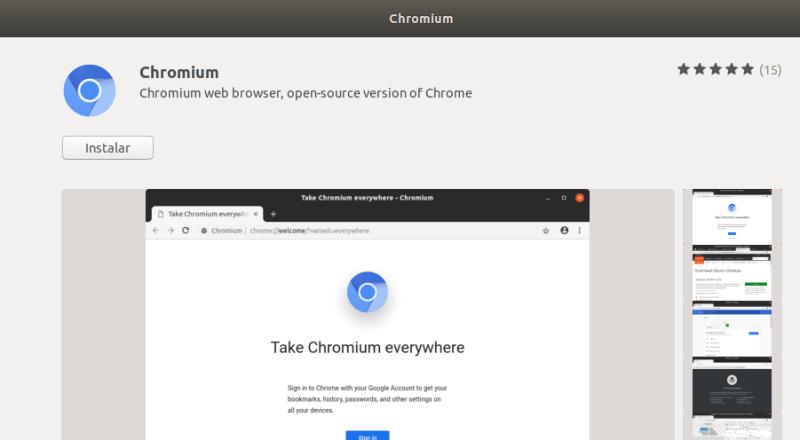 instalar chromium en ubuntu_instalacion